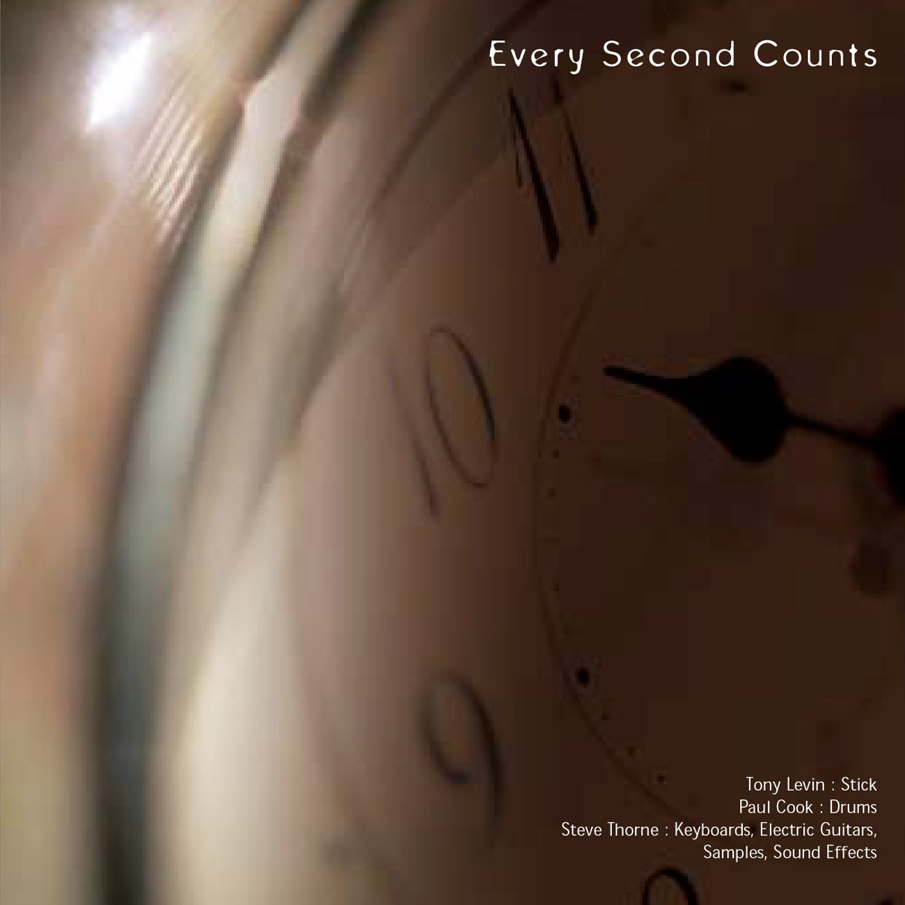 08 - Every Second Counts