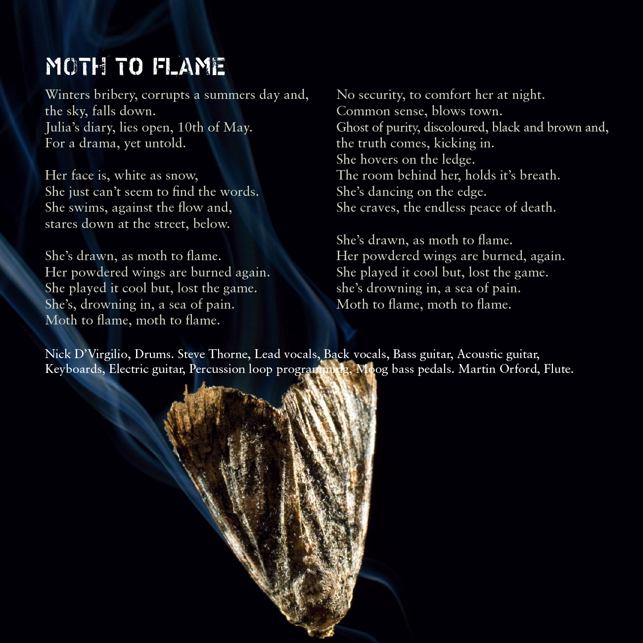 06 - Moth To Flame